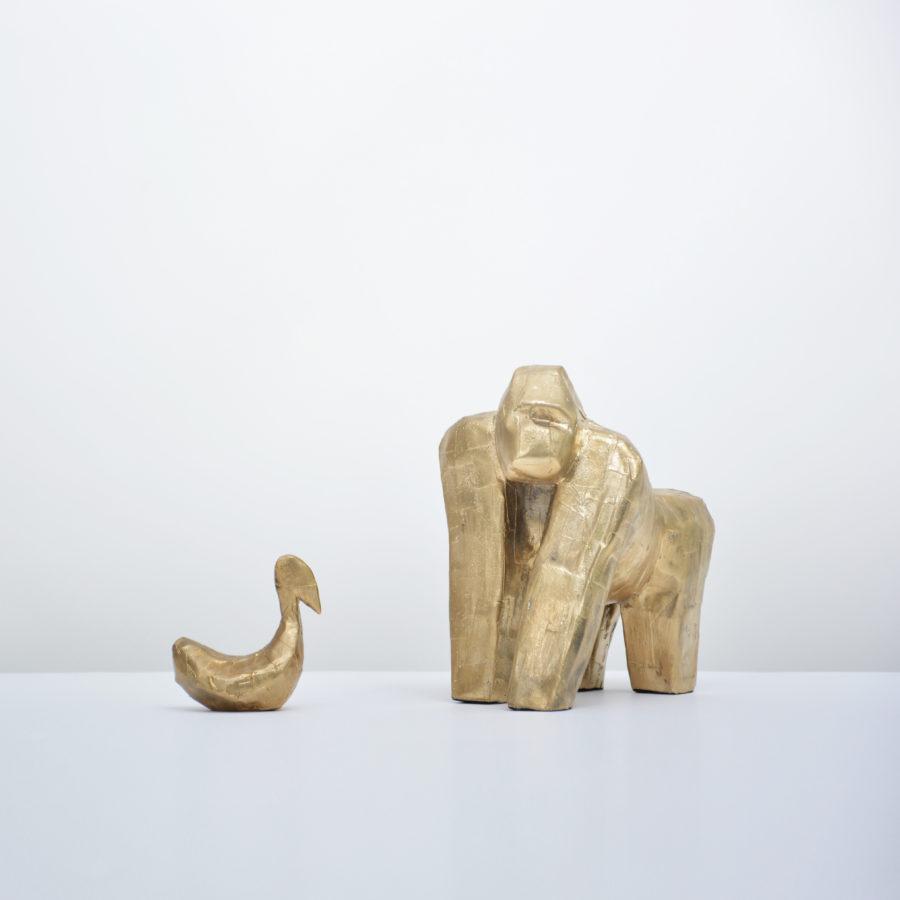 bronze skulpturen von Kai Linke