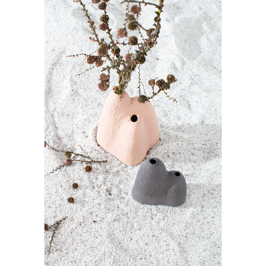 ceramic flower vase Germany mountain