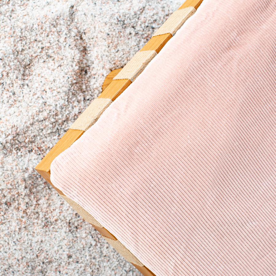 pallet bed by Sebastian Herkner