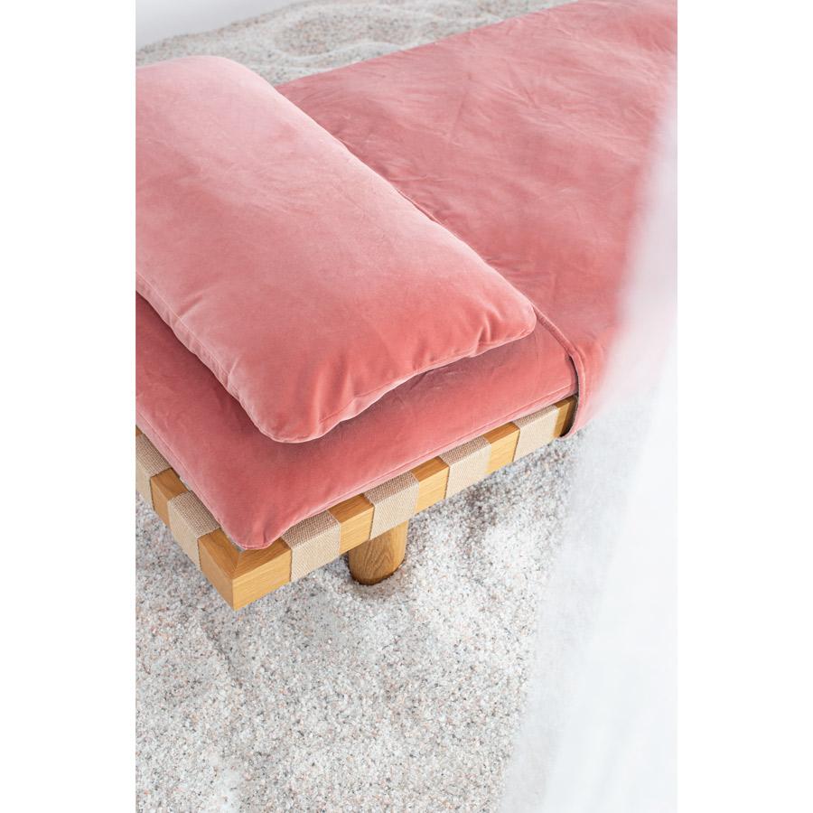 designer bed pallet by Sebastian Herkner