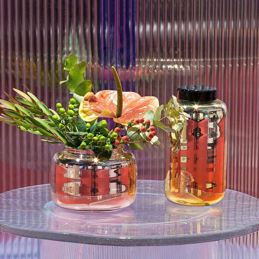 vase container