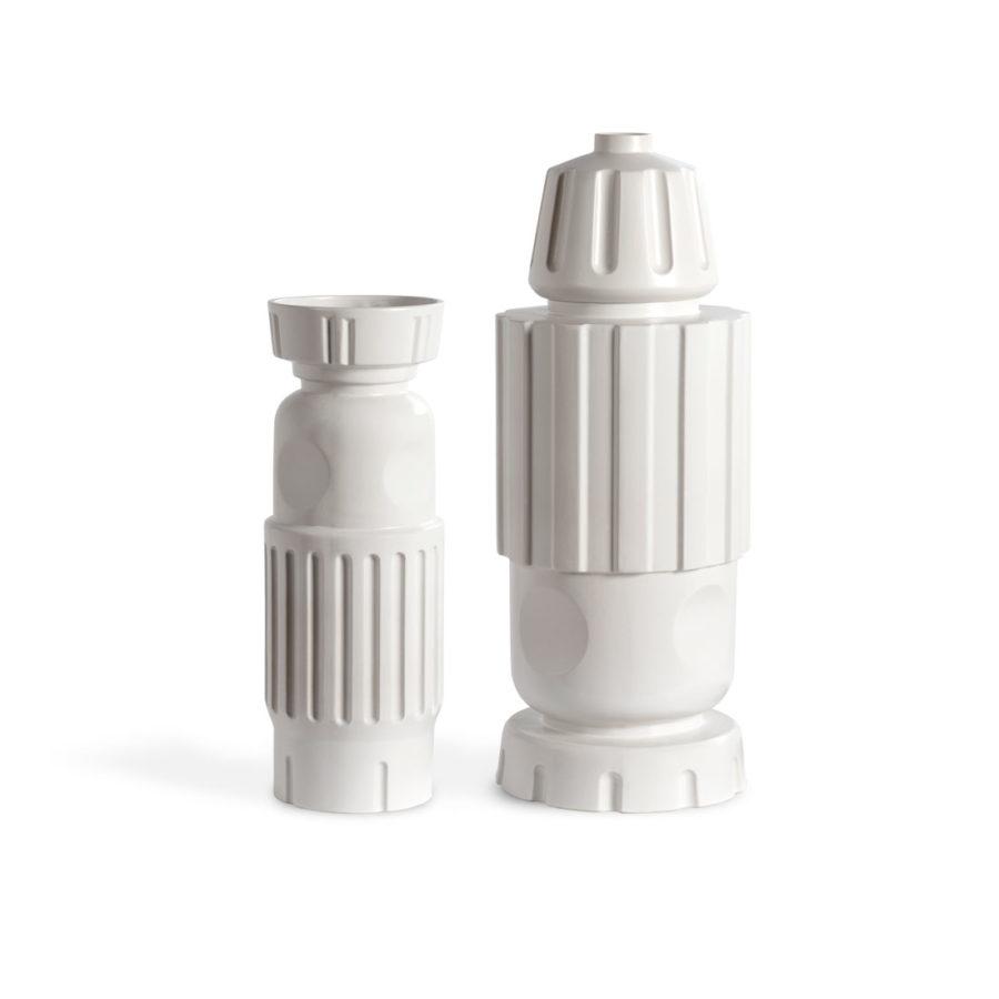 keramische vasen von