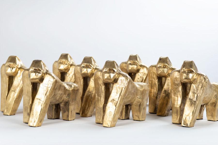 designer bronze skulpturen