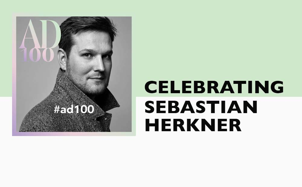 Celebrating Sebastian Herkner