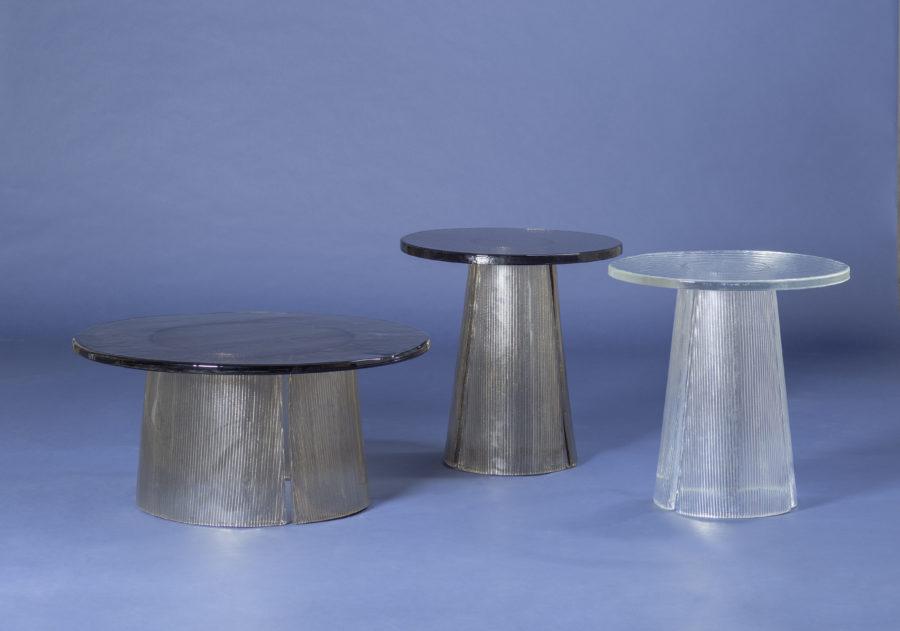 furniture bent side table