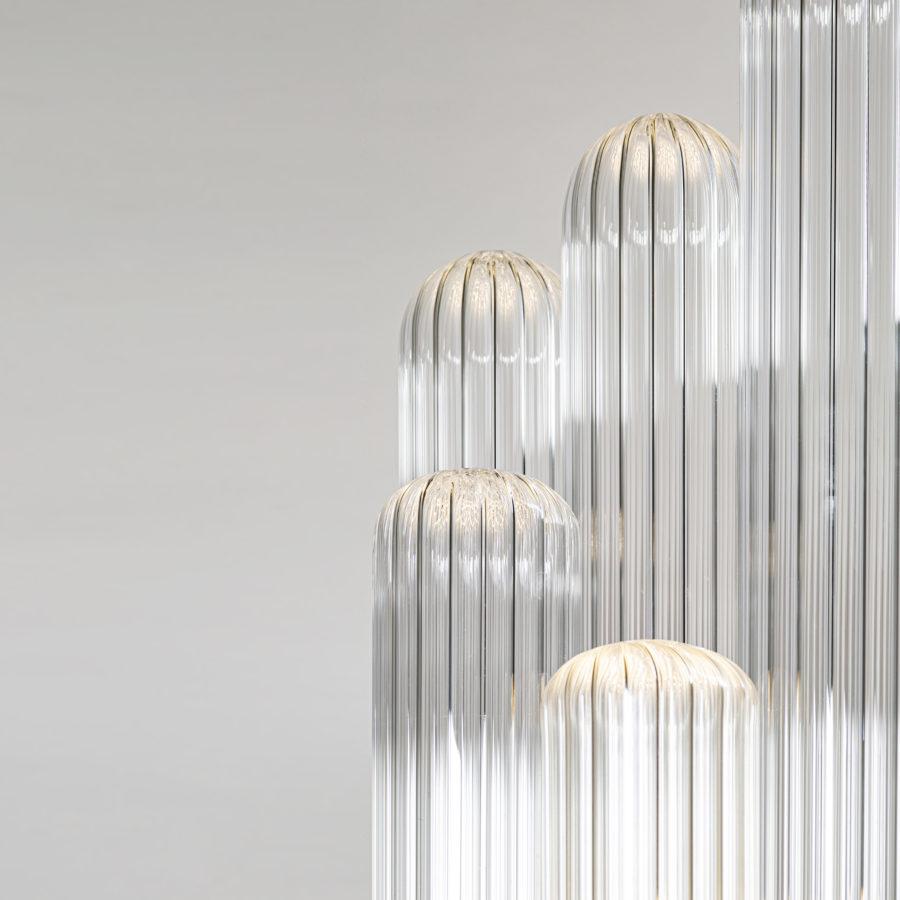 luxury cactus lamp