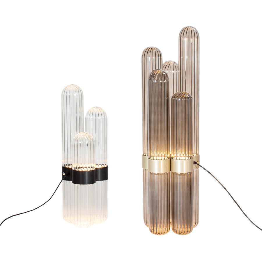 cactus lamps Michael koska