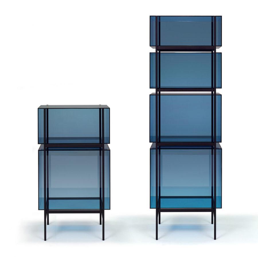 lyn luxury cabinet in Germany by Visser & Meijwaard at pulpo