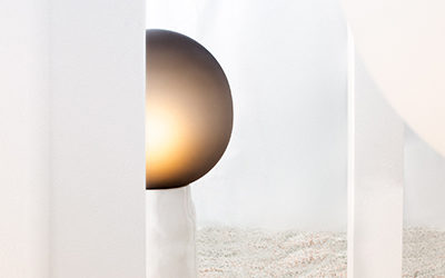 A Series of Luminaires in Japan-Inspired Elegance