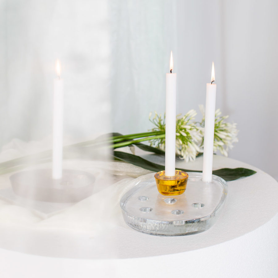 atoll candleholders